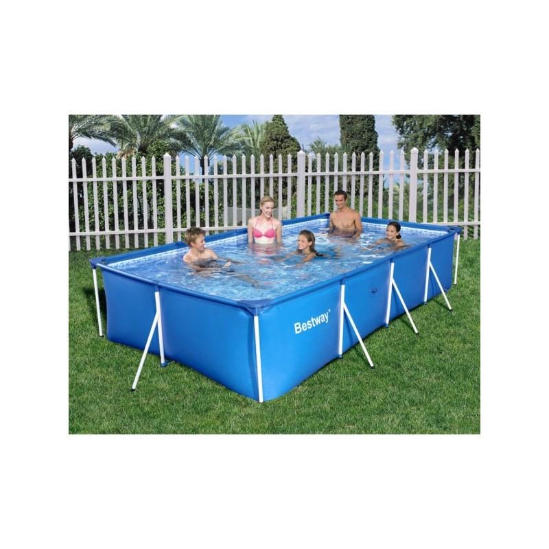 Bestway framepool 259 cm x 170 cm x 61 cm for Bestway pool folie